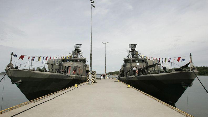 Rauma-luokan ohjusvene