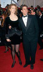 om Cruise ja Nicole Kidman 1991 Academy Awardseissa.