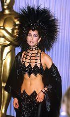 Cher vuonna 1986