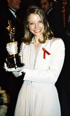 Jodie Foster vuonna 1992