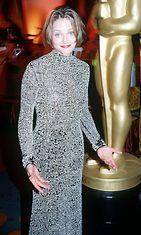 Jodie Foster vuonna 1995