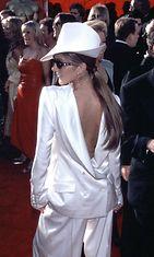 Celine Dion vuoden 1999 Oscar-gaalassa.