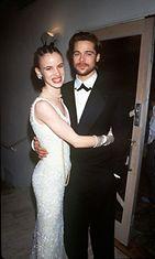 Brad Pitt ja Juliette Lewis
