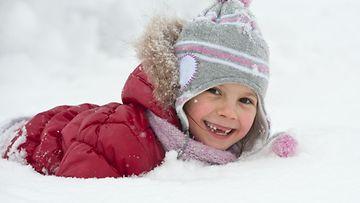 lapsi, lumi