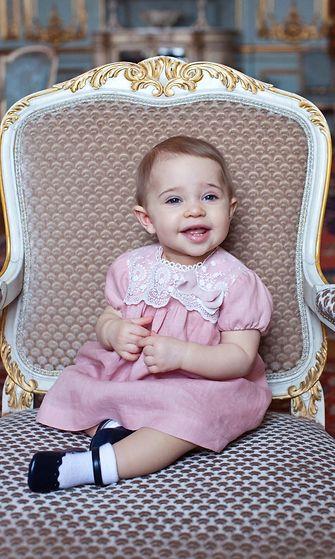 Prinsessan Leonore 1-vuotis kuva