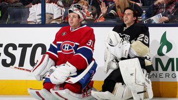 Carey Price ja Marc-Andre Fleury 2015
