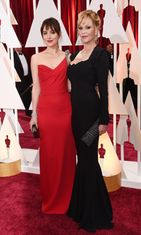 Dakota Johnson ja Melanie Griffith