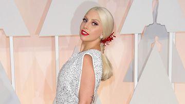Lady Gaga  Oscar-gaala 2015 (1)