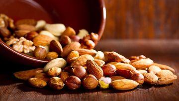 pähkinäkasa