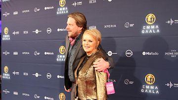 Katri ja Tommi 2 Emma gaala 2015