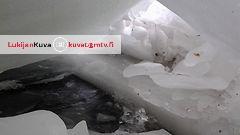 Pilkkijä hukkui Kirkkonummella - jäät ohentuneet petollisiksi