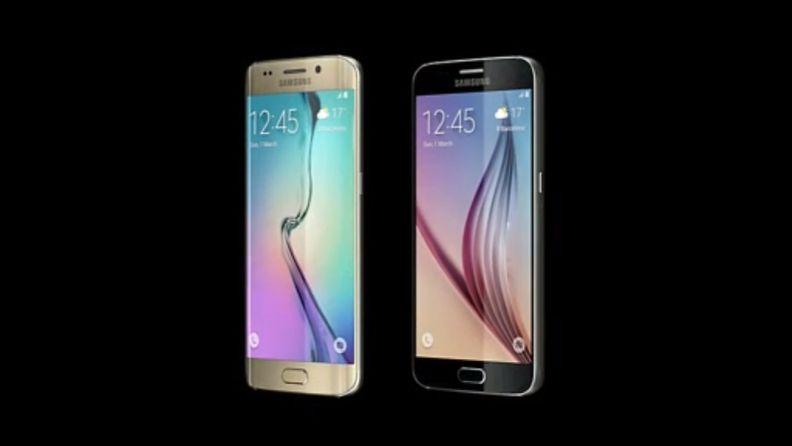 Samsung Galaxy S6 ja Galaxy S6 Edge