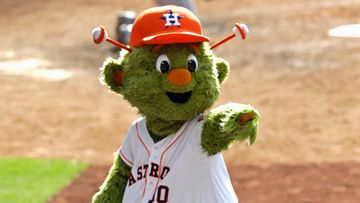 Houston Astros maskotti