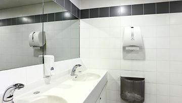 julkinen wc