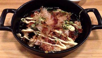 Sivumaku, okonomiyaki