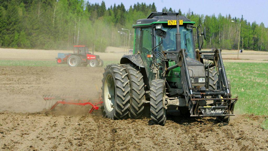 Maanviljely Suomessa
