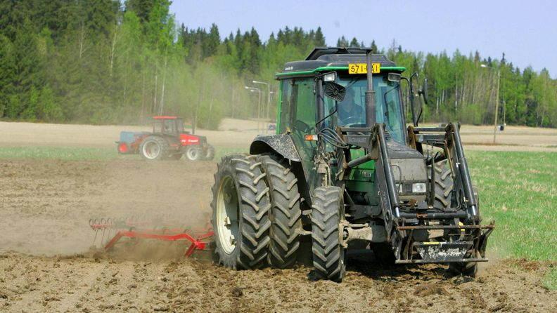 4975019 Maatalous maataloustuki viljely