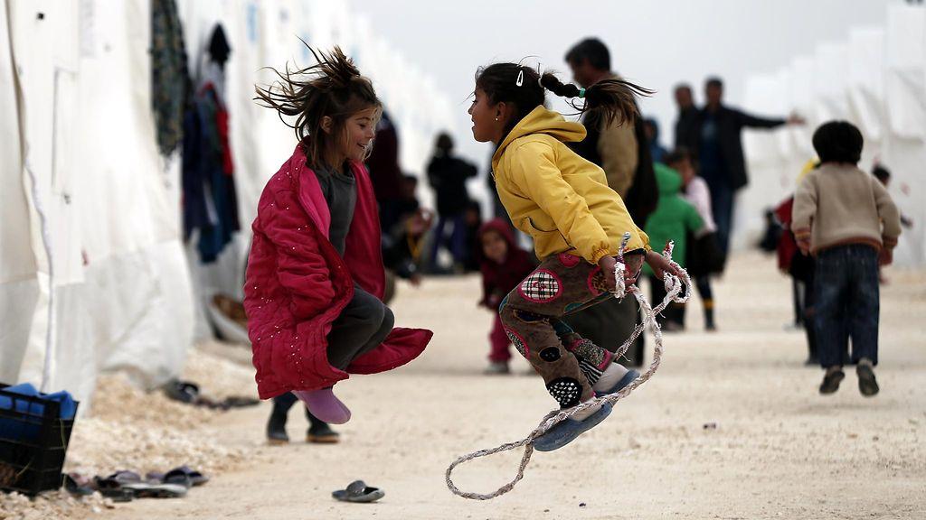 Miljoonat lapset kärsivät Syyrian kriisistä - viides vuosi alkamassa - Ulkomaat - Uutiset - MTV.fi
