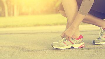 kevät, juoksu, liikunta, lenkki