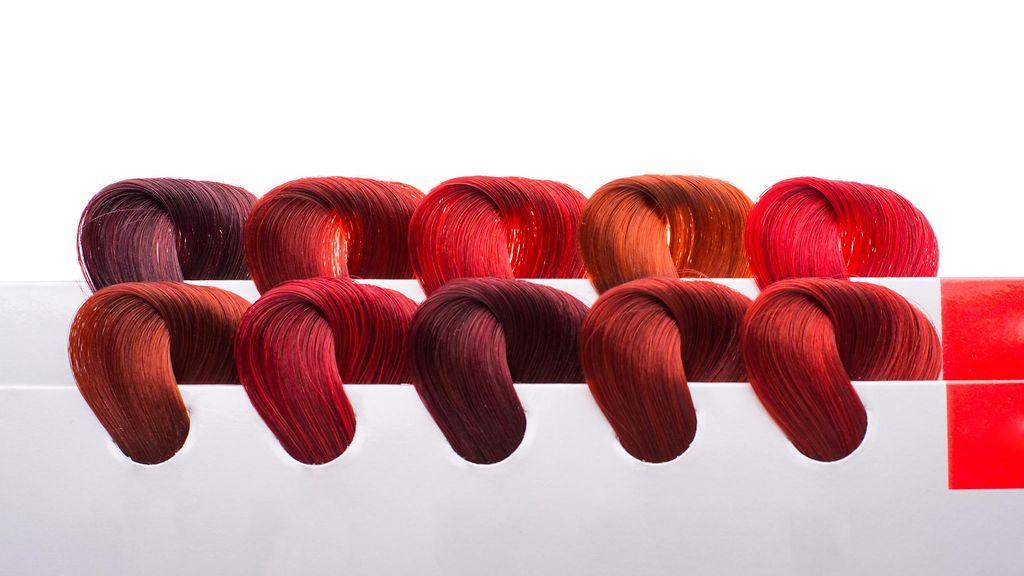 päivän ajan saattaja punaiset hiukset