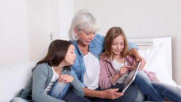 isovanhemmuuskysely yhdessä tekeminen