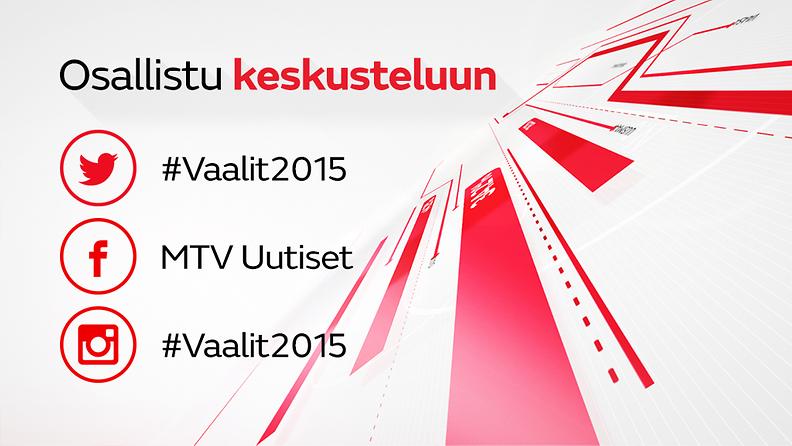 Vaalit 2015 some