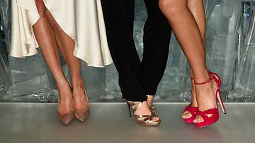 kengät, korot