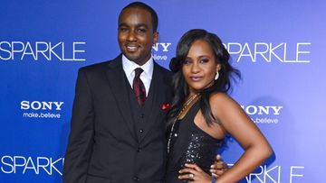 Bobbi Kristina Brown ja Nick Gordon vuonna 2012.