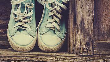 kengät, tennarit