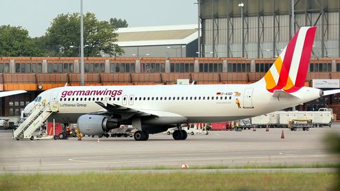 Germanwings Airbus 320