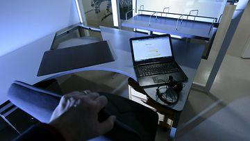 Kyberhyökkäys tietokone