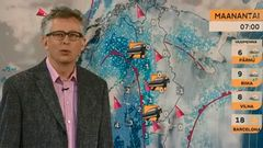 VIDEO: Pekka Pouta joulutunnelmissa – luritteli suorassa l�hetyksess�