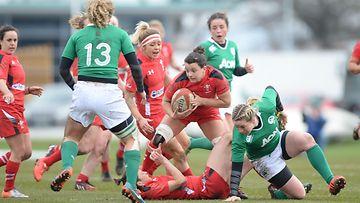 Wales Women v Ireland Women