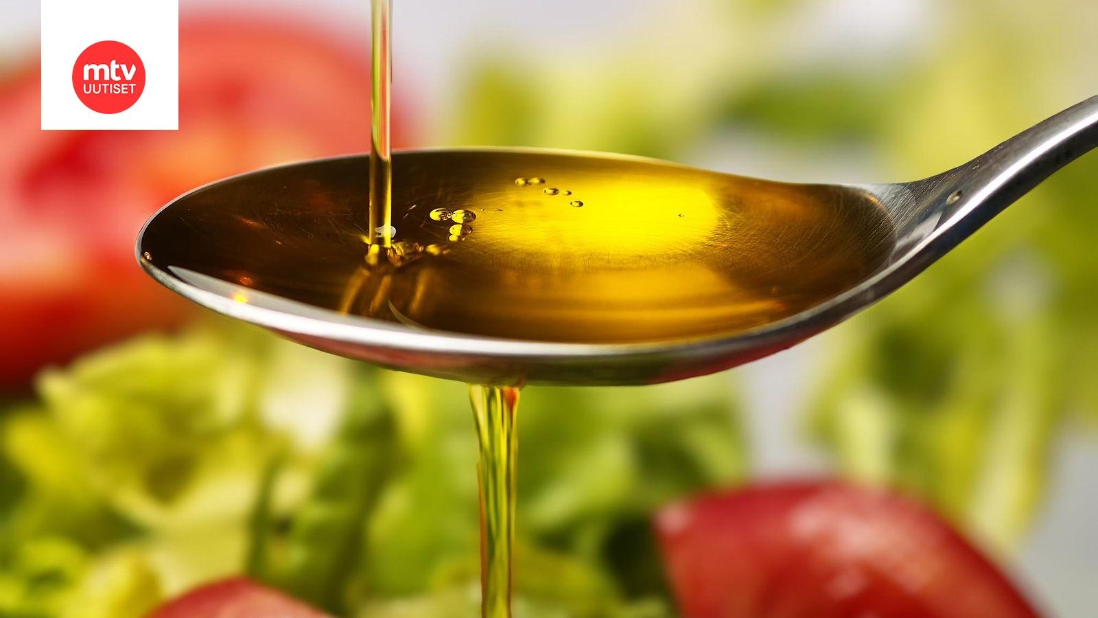Oliiviöljy Vai Rypsiöljy