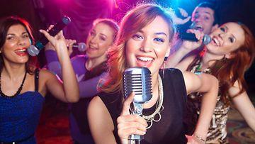 karaoke, laulaa