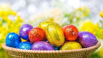 pääsiäismunat