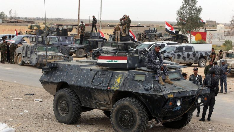 isis irak Tikrit