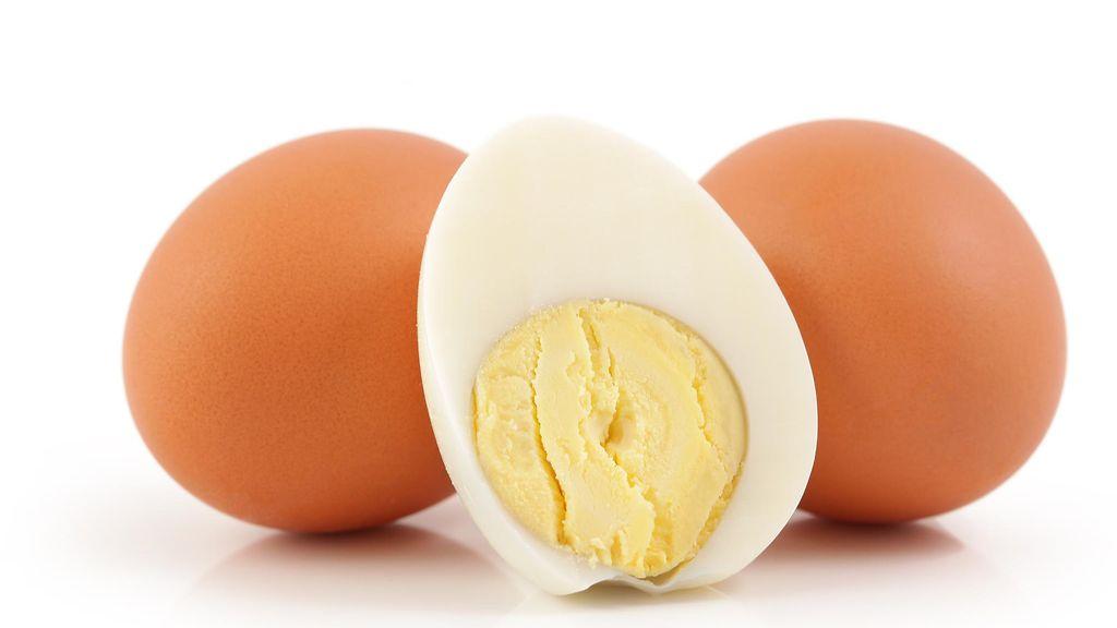 Keitetty Kananmuna
