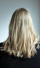 hiuksetjälkeen