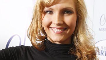 Susanna Mustajärvi tammikuussa 2008.