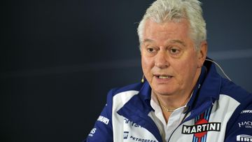 Pat Symonds, 2015, Williams