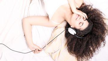 uni, musiikki, kuunnella
