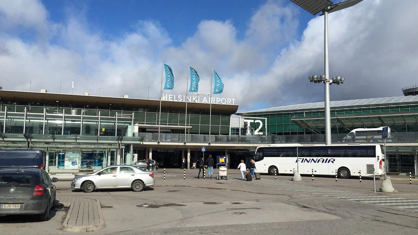 Lähtöselvitys Helsinki-Vantaa