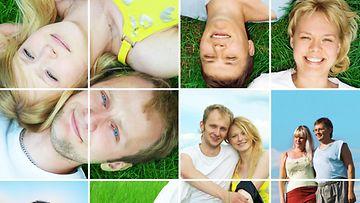 Kollaasi parisuhdekuvia (2)