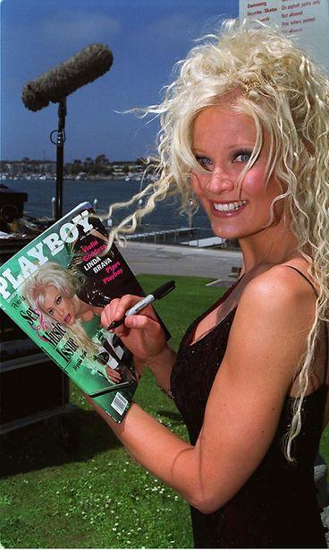 Linda Lampenius Playboy Kuvat