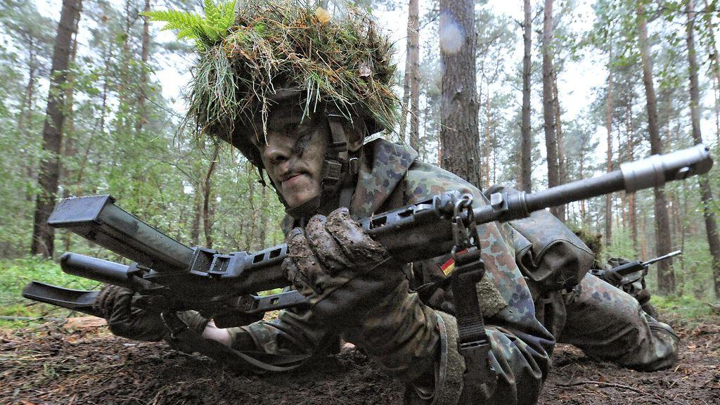 Saksassa skandaali rynnäkkökivääreistä - miksei armeijan pyssyllä osu? - Ulkomaat - Uutiset - MTV.fi