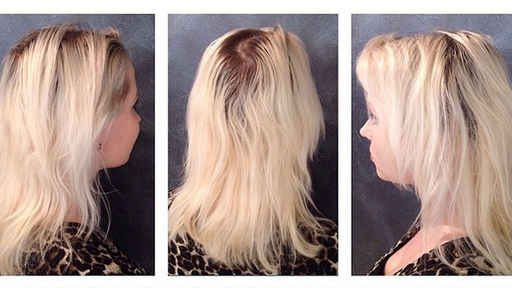 Luonnonkiharat Hiukset Hoito