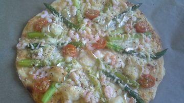 Tuulikin pizza
