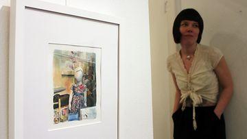 Tiina-Maria Aallon KUORI -näyttely Galleria Saimassa (3)
