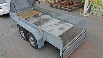 AL betonilaatta kyydissä